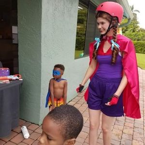 Super Why: Red Riding Hood Costume